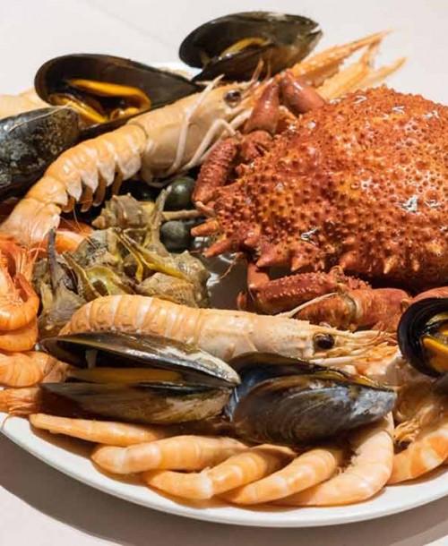 Bálamo: lo mejor del mar en la marisquería más grande de Madrid