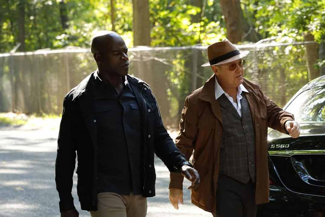 The Blacklist Temporada 7 Capítulo 6 Dr Lewis Powell Magazinespain Com