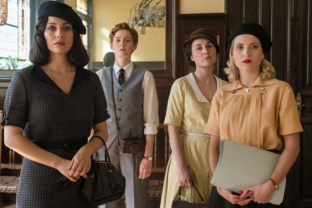 «Las chicas del cable» – Estreno de su quinta y última temporada