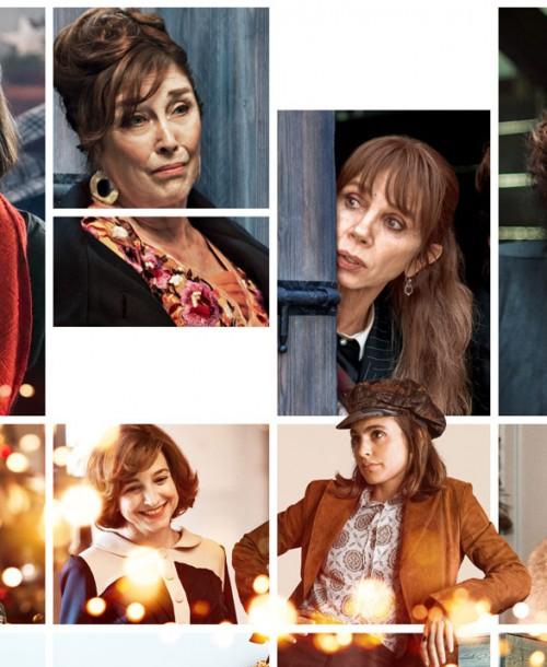 «Días de Navidad» – Estreno de la serie protagonizada por Elena Anaya, Nerea Barros, Ángela Molina y Verónica Forqué