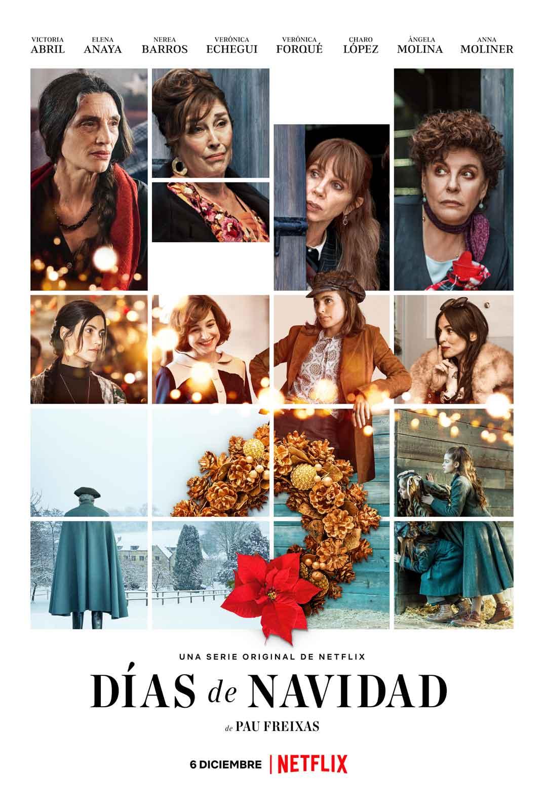 Días de Navidad © Netflix