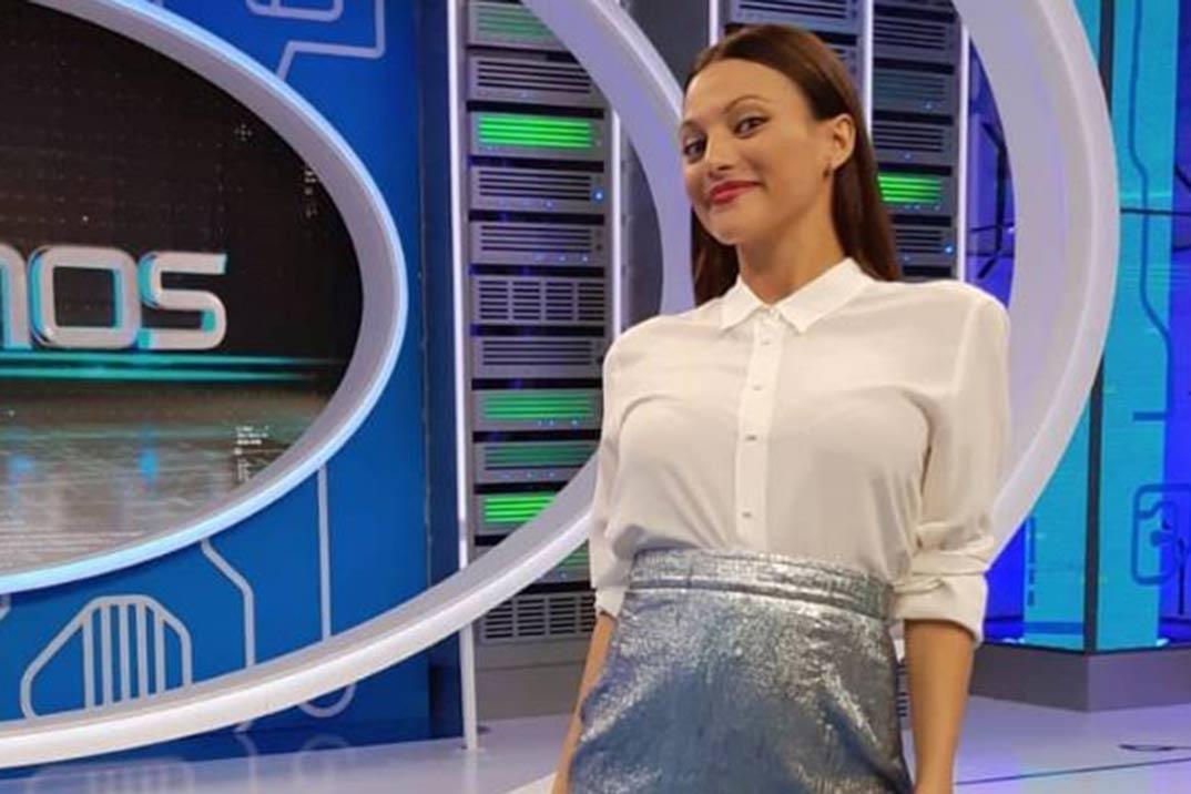 Elisa Mouliaá embarazada de su primer hijo