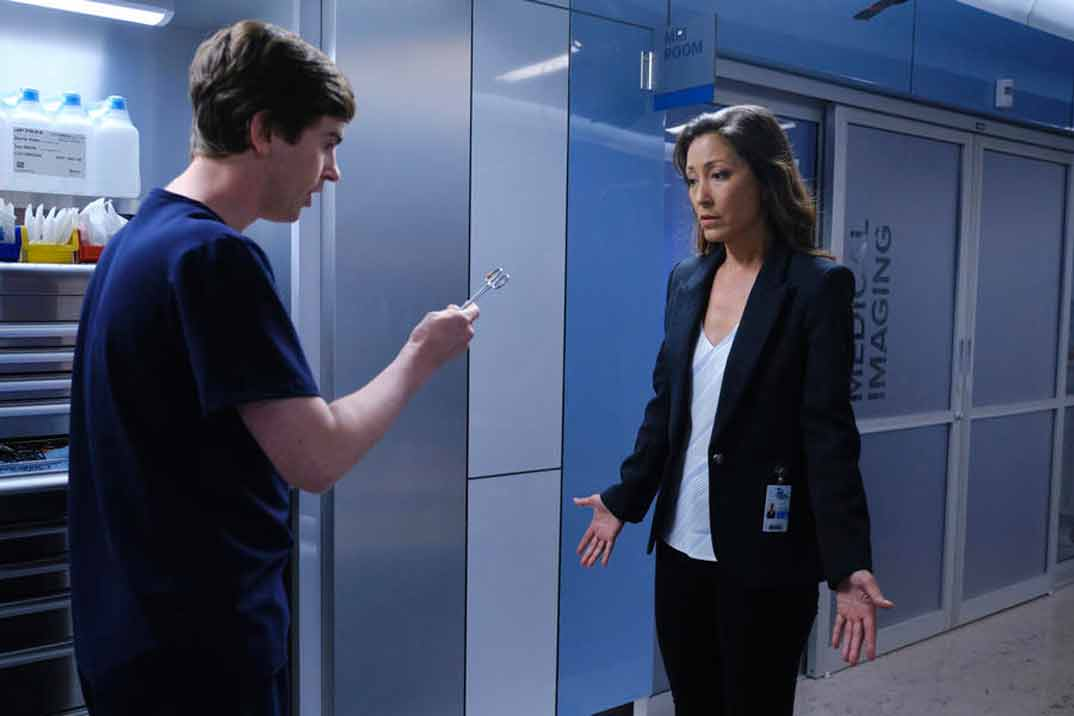 """The Good Doctor"" Temporada 3 – Capítulo 8: Moonshot"