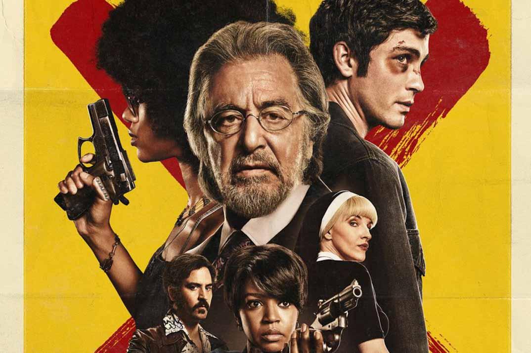 """""""Hunters"""" – Estreno de la próxima serie de Al Pacino para Amazon. No te pierdas el tráiler"""