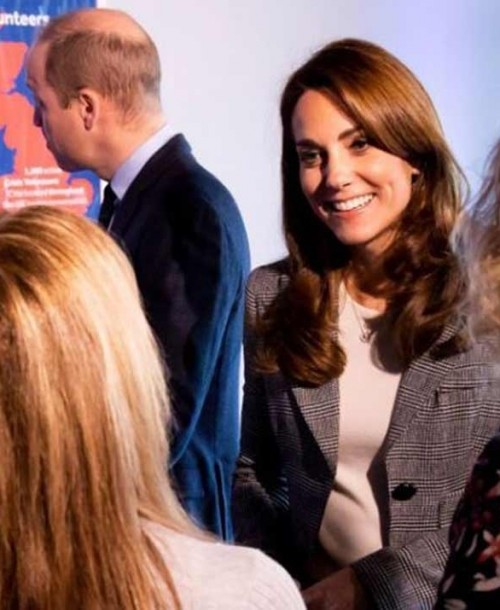 El perfecto look working girl de Kate Middleton