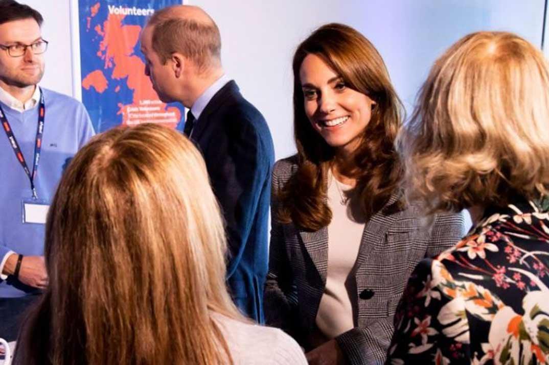 El perfecto look working girl de Kate Middleton