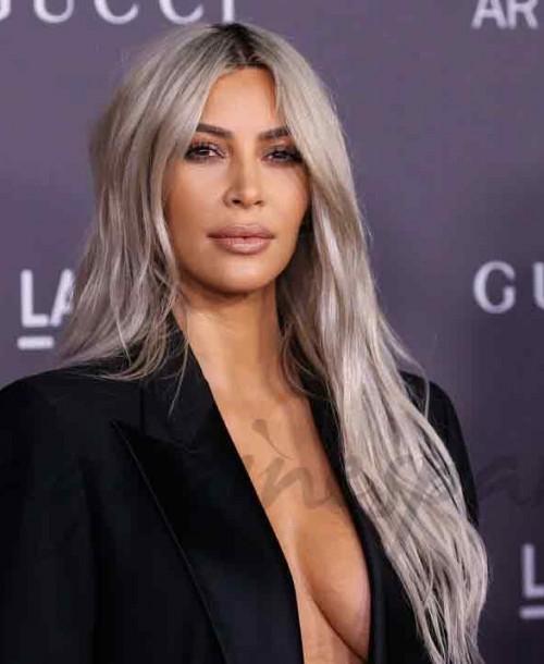 Kim Kardashian, en defensa de Meghan Markle