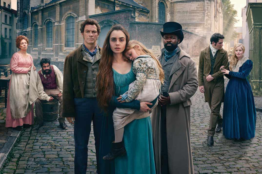 «Los Miserables» – Estreno hoy de la serie adaptación del clásico de Victor Hugo en #0 de Movistar