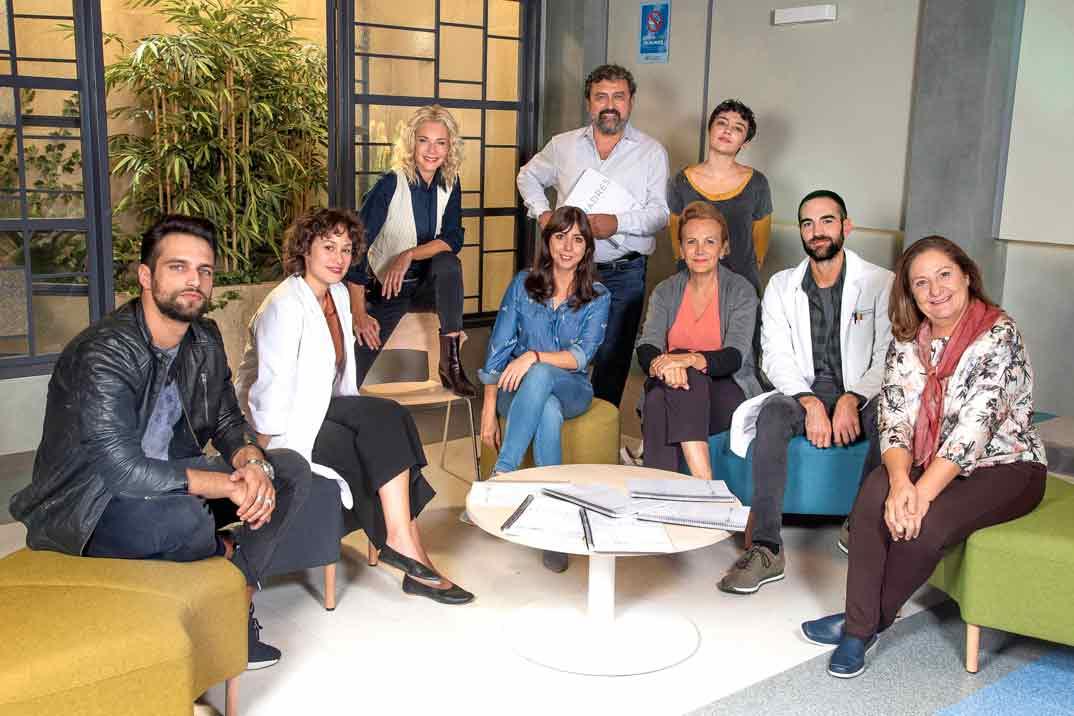 Madres - Temporada 2 © Mediaset