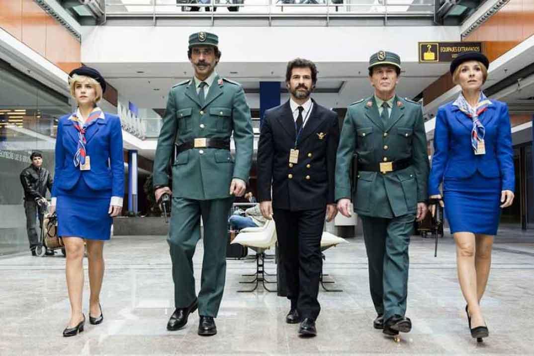 El Ministerio del Tiempo © RTVE