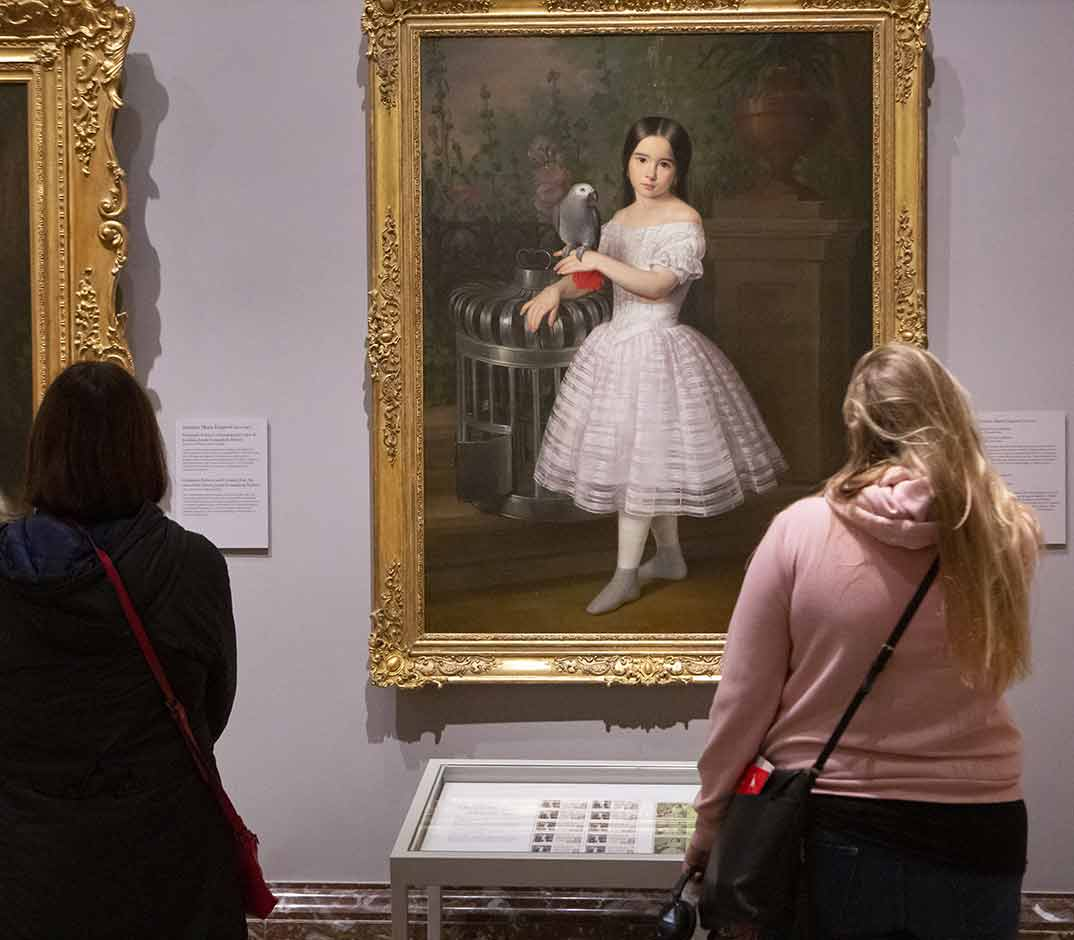 Imagen de las salas. Foto © Museo Nacional del Prado.