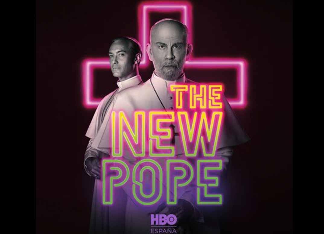 """""""The New Pope"""" – Estreno y todo lo que sabemos de la nueva serie de HBO"""