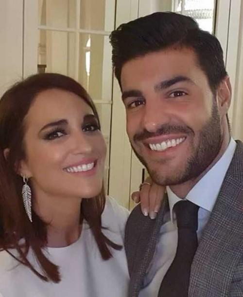 La romántica felicitación de Paula Echevarría a Miguel Torres