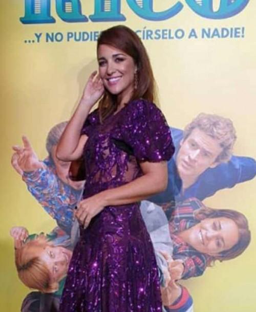Paula Echevarría tiene el vestido de fiesta perfecto