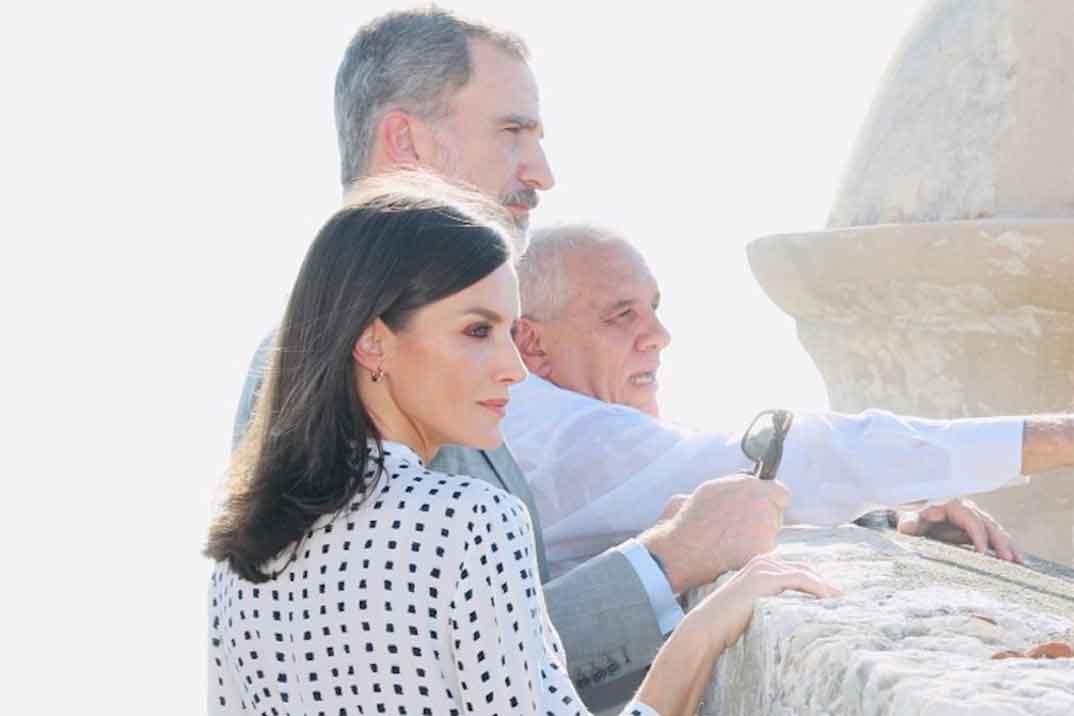 Así ha sido el último día del viaje oficial de los Reyes a Cuba