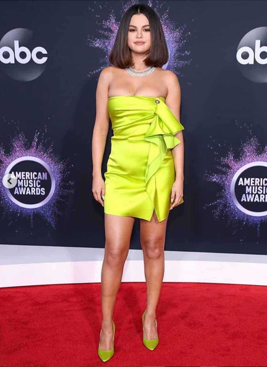 Selena Gómez - AMAs 2019 - Instagram