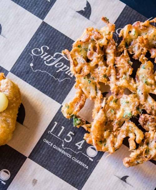Surtopía – Jornadas de la fritura andaluza en el Barrio de Salamanca