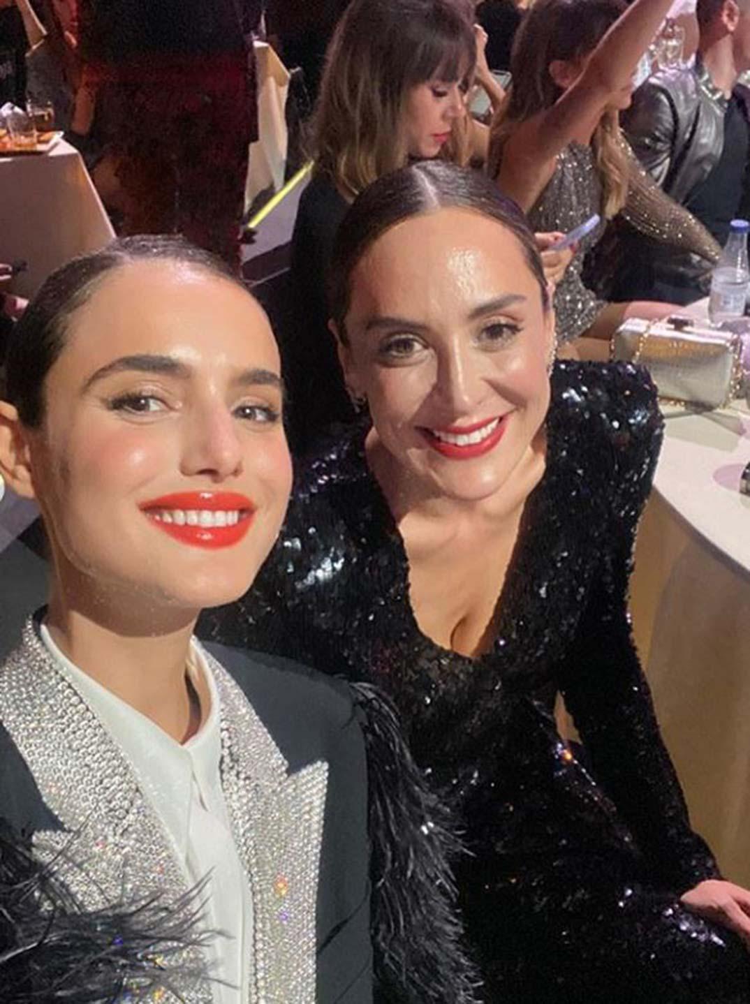 Tamara Falcó con Blanca Padilla © Instagram
