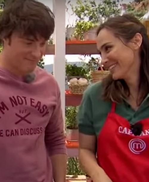 Tamara Falcó le hace la «cobra» a Jordi Cruz