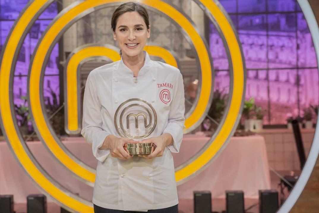 Tamara Falcó, la gran ganadora de MasterChef Celebrity