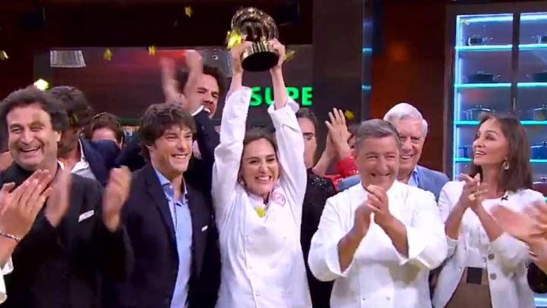 Tamara Falcó- MasterChef Celebrity © RTVE