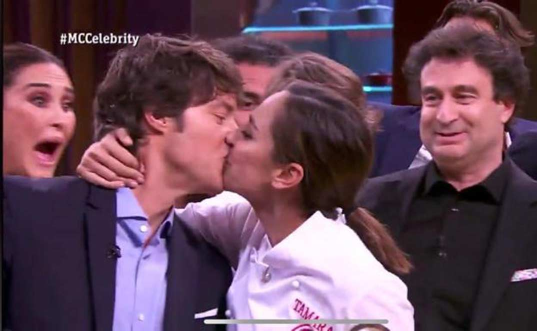 Tamara Falcó y Jordi Cruz - MasterChef Celebrity © RTVE
