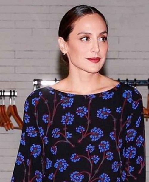 Tamara Falcó, la mejor embajadora de su propia línea de ropa
