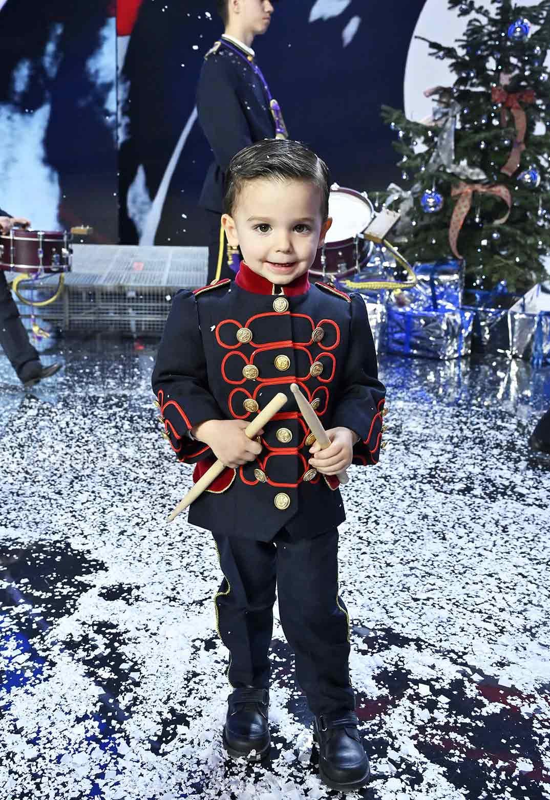 Hugo Molina - Got Talent Final © Mediaset