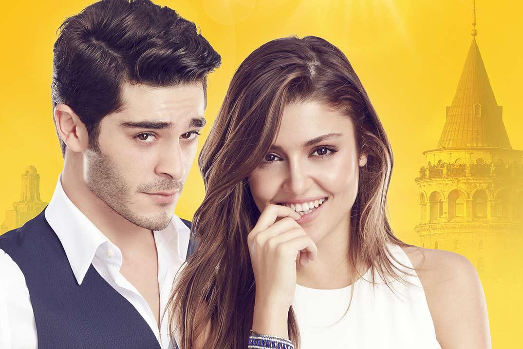 Estreno de 'Hayat: Amor sin palabras', la nueva comedia romántica turca, en Divinity