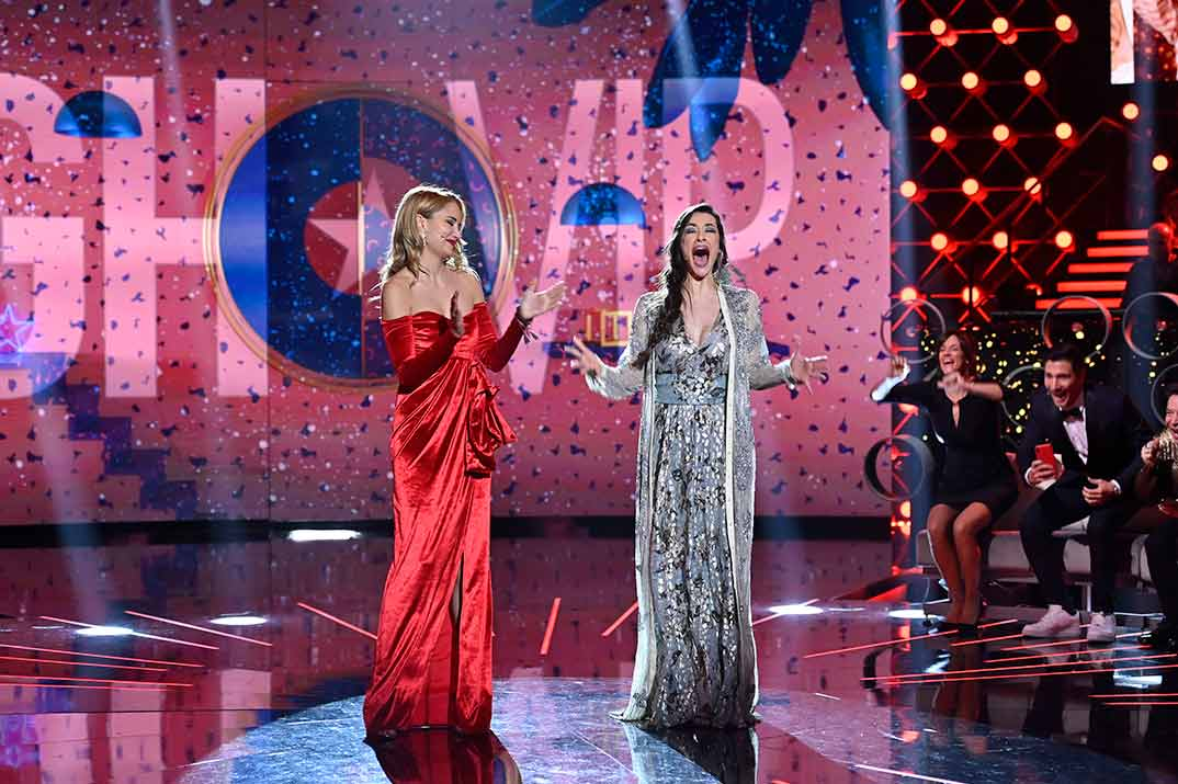 Alba Carrillo y Adara Molinero - Gran Hermano VIP 7 © Mediaset