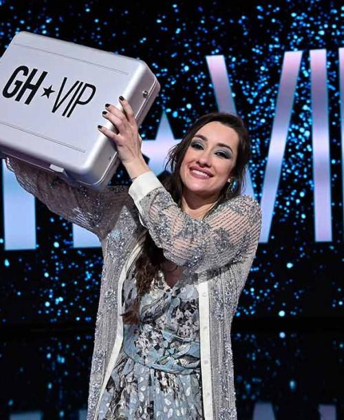 Adara Molinero la gran ganadora de 'Gran Hermano VIP 7'
