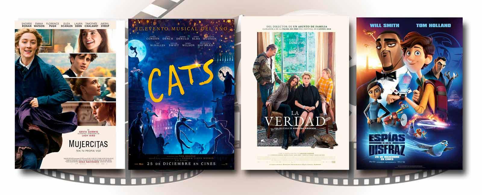 Estrenos de Cine de la Semana… 27 de Diciembre 2019