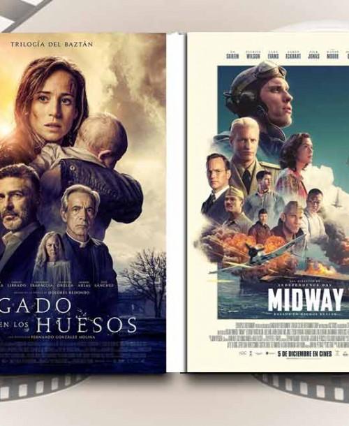 Estrenos de Cine de la Semana… 6 de Diciembre 2019