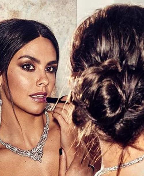 Cristina Pedroche ya tiene el maquillaje perfecto para Nochevieja