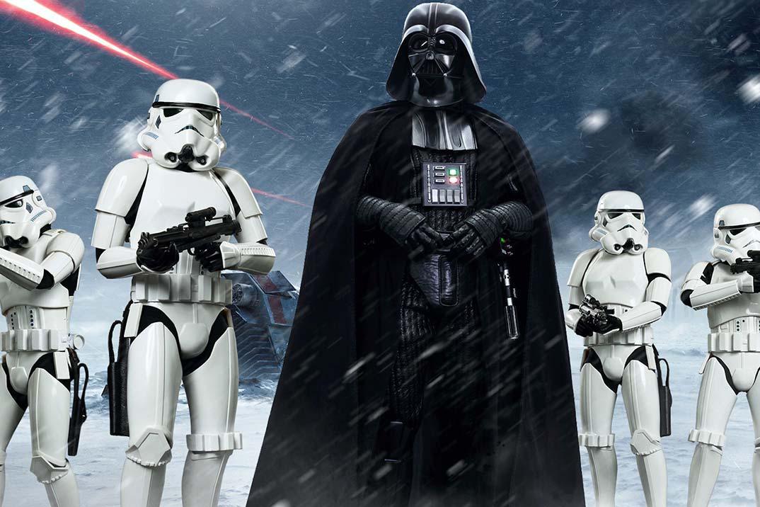 Darth Vader es el personaje de Star Wars preferido por los españoles