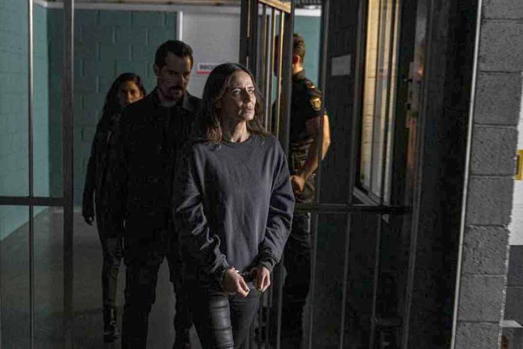 Estoy vivo - Tercera Temporada - Capítulo 12 © RTVE