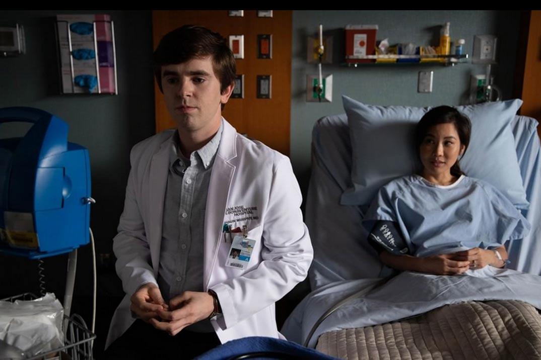 """""""The Good Doctor"""" Temporada 3 – Capítulo 10: Amigos y familia"""
