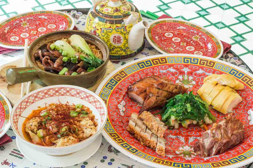 Restaurante Hong Kong 70 – Auténtica cocina hongkonesa cerca de la Plaza Mayor
