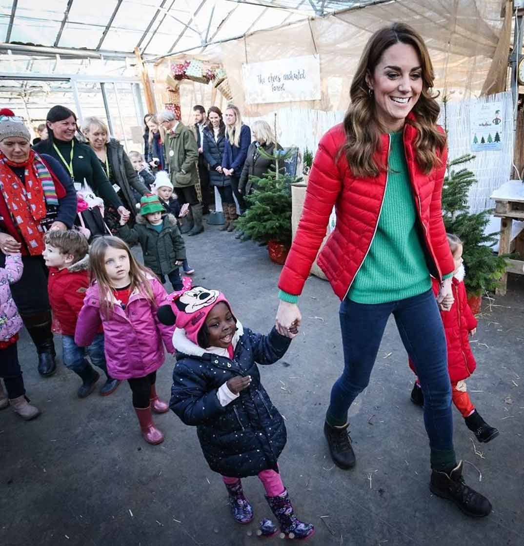 Kate Middleton © Kesingtonpalace/Instagram