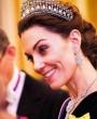 Kate Middleton rinde homenaje a Lady Di
