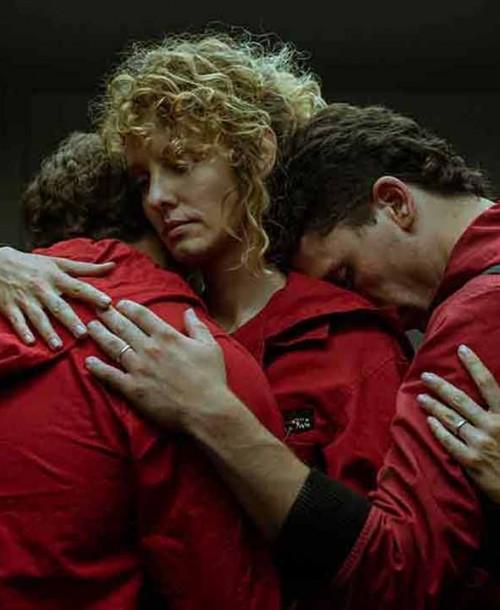 La Casa de Papel – Hoy, el 3 de abril, estreno de la Parte 4 en Netflix
