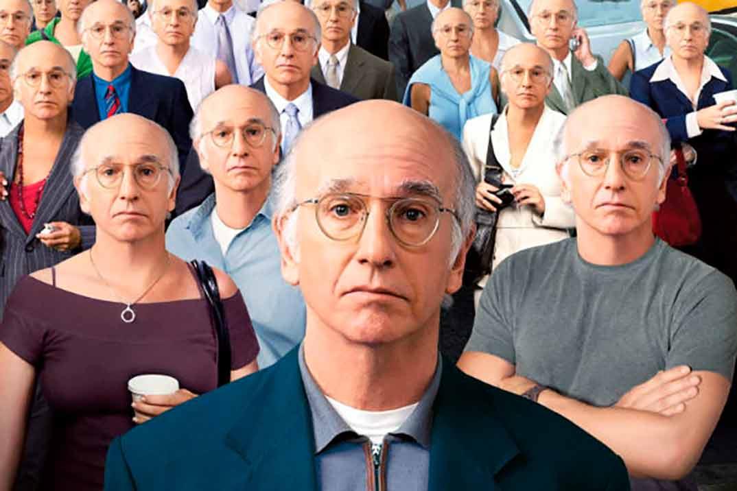 Vuelve Larry David