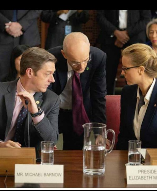«Madam Secretary» – Temporada 6 Capítulo 8: Ships and Countries