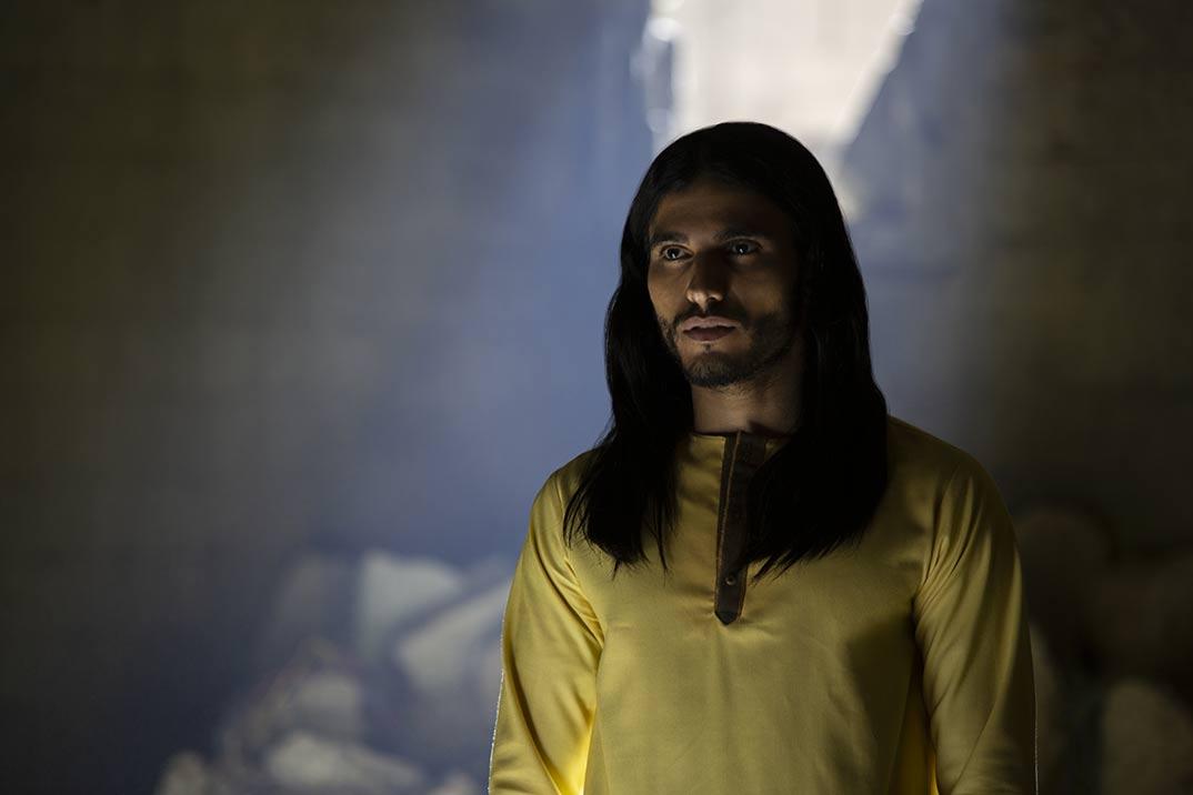 Estreno de «Mesías», la nueva serie original de Netflix