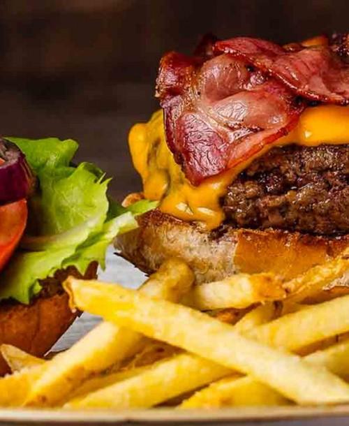 New York Burger: El templo de la hamburguesa en La Moraleja Green