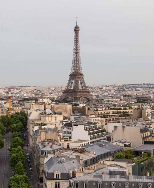 Disfruta del Año Nuevo en París