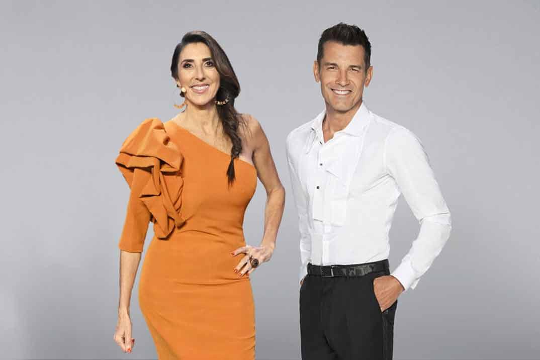 Paz Padilla y Jesús Vázquez retransmitirán las Campanadas en Mediaset
