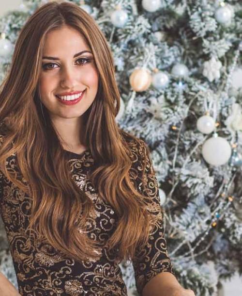 Peinados y accesorios para Navidad y Fin de Año