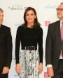La falda animal print preferida de la reina Letizia