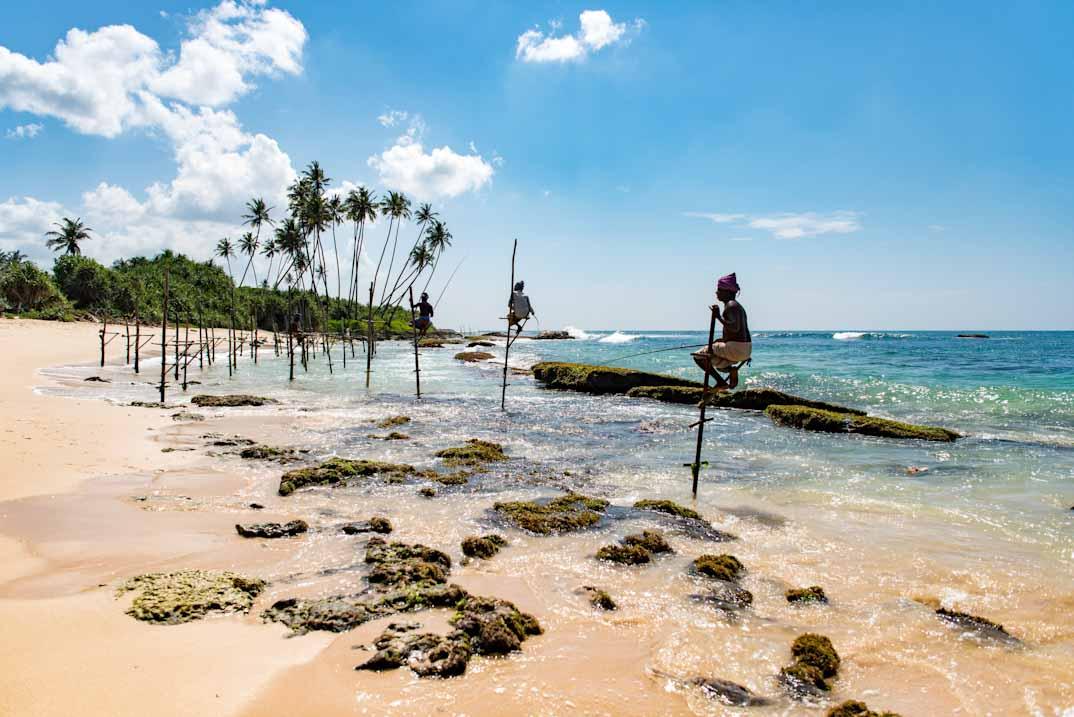 Sri Lanka: Las mejores playas del sur